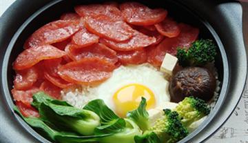 简单三步自制懒人最爱的米饭吃法
