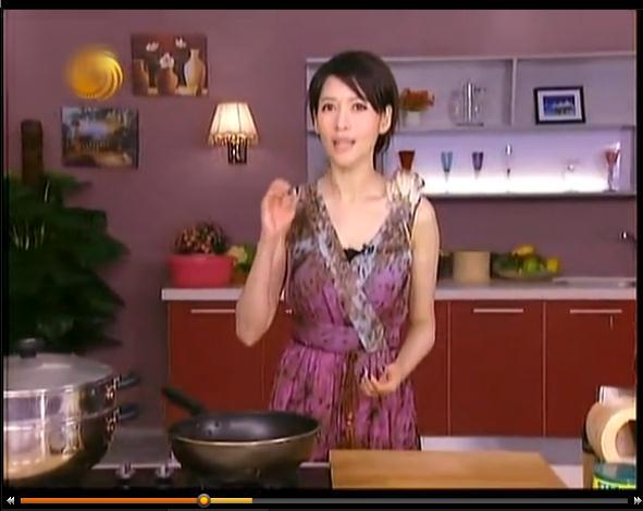 美女私房菜走进汉中―推荐小吃凉皮