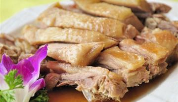 澄迈白莲鹅:纯天然的绝佳美味(图)