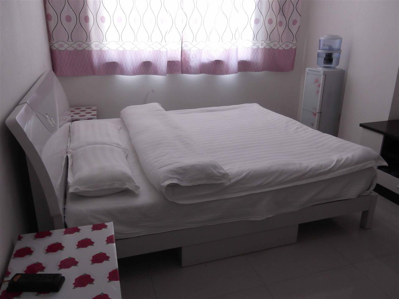 温馨舒适的客房