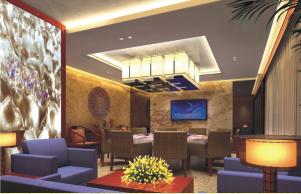 旅游、商务住宿、餐饮、娱乐于一体的综合性