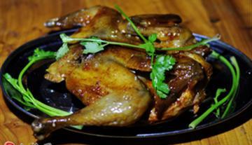 梨园烤熏鸡