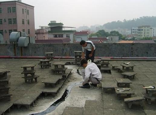 小�^屋面防水
