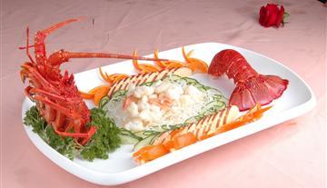 黄油句龙虾