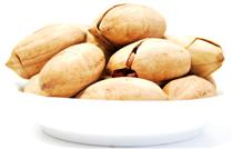 【团美食】新农哥 美食 特级中坚长寿果,又名碧根果,708g 团购只需49.9 原价86 ,碧根果中含有丰富的蛋白质,氨基酸,粗纤维、胡萝卜素、维生素等,有很高的营养价值。