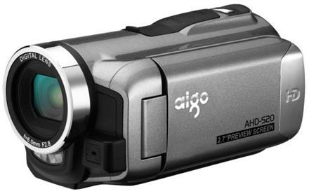 同城团购  Aigo/爱国者S20高清 摄像机DV 1080P 震撼上市 超低价格