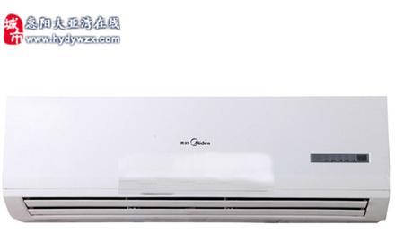 美的(Midea)KF-26GW/Y-GC(R3) 大1匹 挂式家用单冷空调(白色)