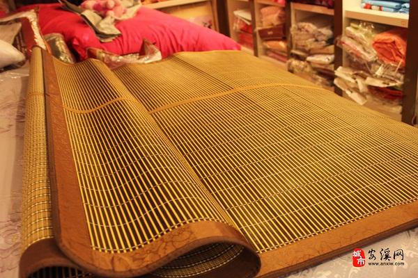 仅售89元!市场价198元的恒舒家纺店1.5米5.0+1炭化凉席,低价格、高端品质、奢华享受,恒舒家纺应有尽有!