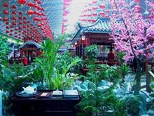 靖边紫靖城生态园林酒店