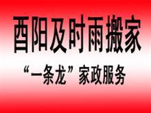 酉阳县及时雨搬家有限公司