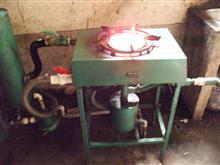 柴草气化炉