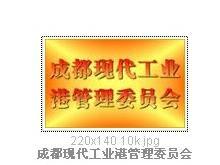 成都现代工业港管理委员会