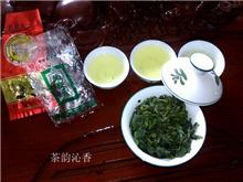 小廖上门送茶服务
