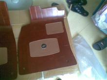 瑞祥鼕專業出售各種汽車木質腳墊形象圖
