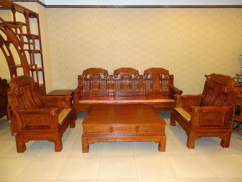 泾县大清御典红木家具