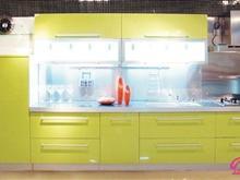 厨柜厨房台面人造石石英石不锈钢台面形象图