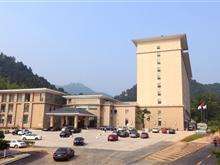 霍山县源牌南岳山庄宾馆形象图