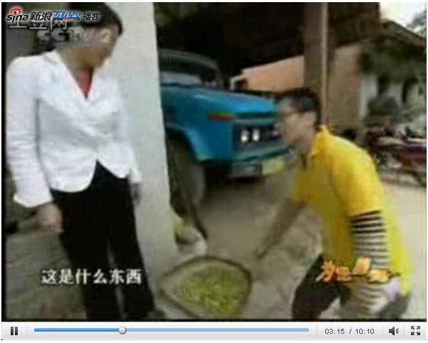 央视电视台走进汉中,一起品味汉中小吃